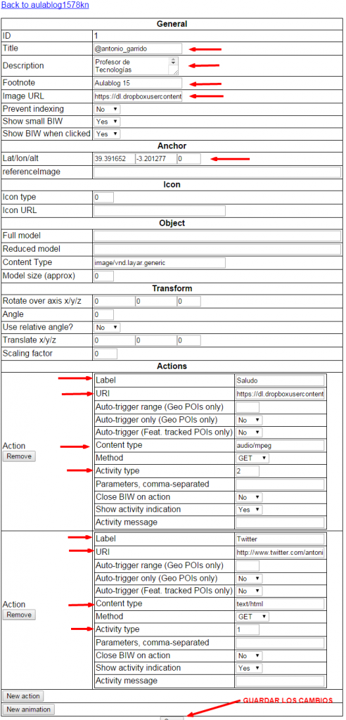 PorPOISe POI Management Interface